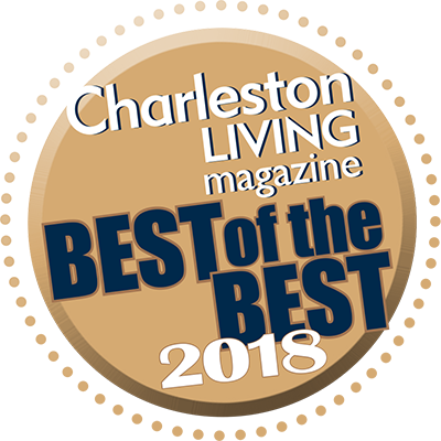 Charleston Living Magazine - Best of the Best 2018